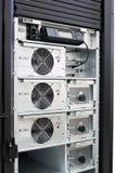 Sistema de la fuente de alimentación fotos de archivo