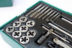 Sistema de la herramienta de mano Fotos de archivo