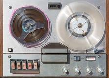 Sistema de la música Imágenes de archivo libres de regalías