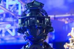 Sistema de la Multi-cámara 360 VR Fotografía de archivo libre de regalías