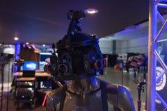 Sistema de la Multi-cámara 360 VR Fotos de archivo