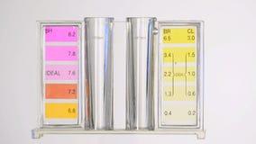Sistema de la prueba de agua de la piscina