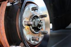 Sistema de la rueda del vehículo Imagen de archivo