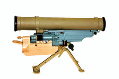 Sistema de mísseis anti-tanque Foto de Stock Royalty Free