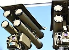 Sistema de mísseis antiaéreo Fotos de Stock Royalty Free