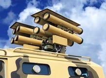Sistema de misiles antitanques Imagenes de archivo