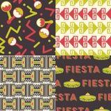 Sistema de modelos mexicanos libre illustration