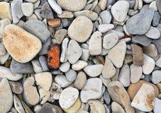 Sistema de piedras hermosas Fotografía de archivo