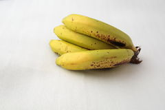 Sistema de plátanos Foto de archivo libre de regalías
