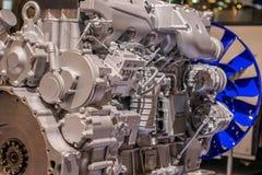 Sistema de propulsão industrial na planta Imagens de Stock