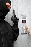 Sistema de segurança Imagem de Stock