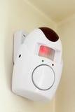 Sistema de seguridad casero - alarma Foto de archivo libre de regalías