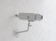 Sistema de seguridad de la cámara de vídeo Imagen de archivo libre de regalías