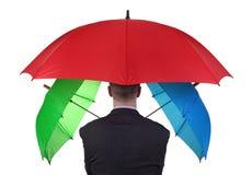 Sistema de seguro alternativo Fotografia de Stock