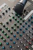 Sistema de sonido Imágenes de archivo libres de regalías