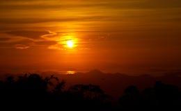 Sistema de Sun Foto de archivo