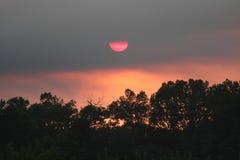Sistema de Sun Imagen de archivo libre de regalías