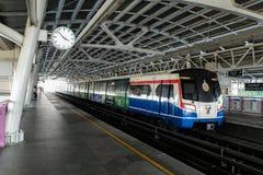Sistema de transporte de Banguecoque (BTS) Foto de Stock