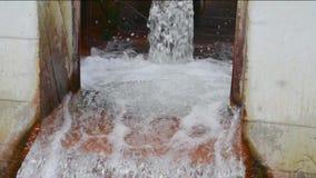 Sistema de tubo del fregadero del dren del agua metrajes