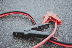 Sistema de ventajas o de cables de puente Fotografía de archivo libre de regalías