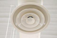 Sistema de ventilação Fotografia de Stock Royalty Free
