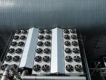 Sistema de ventilação Foto de Stock