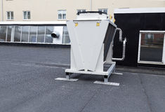 Sistema de ventilação Imagem de Stock Royalty Free