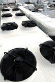 Sistema de ventilación Foto de archivo