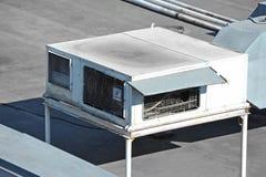 Sistema de ventilación industrial Fotografía de archivo libre de regalías