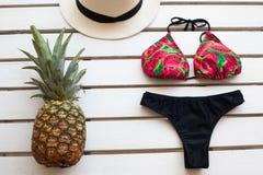 Sistema de verano Imagen de archivo libre de regalías
