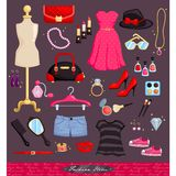 Sistema del artículo de la moda