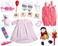 Sistema del bebé Fotos de archivo libres de regalías
