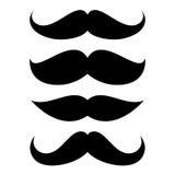 Sistema del bigote libre illustration
