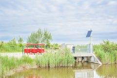Sistema del bombeo de agua Imagen de archivo libre de regalías