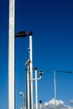 Sistema del CCTV fotos de archivo
