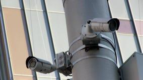 sistema del CCTV del Multi-ángulo metrajes