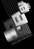 Sistema del ejemplo del vector para el diseño de la cubierta ilustración del vector