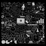 Sistema del gran negocio libre illustration
