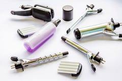Sistema del Hairstyling Imagen de archivo libre de regalías