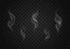 Sistema del humo Imagen de archivo libre de regalías