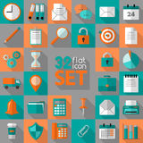 Sistema del icono Imagen de archivo