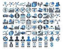 Sistema del icono del negocio