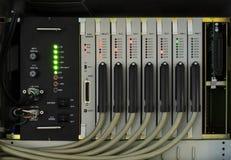 Sistema del interruptor del teléfono Imagen de archivo libre de regalías