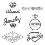 Sistema del logotipo, emblema, etiqueta, impresión, etiqueta engomada o stock de ilustración