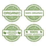 Sistema del sello de goma del Grunge. Imagen de archivo libre de regalías