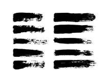 Sistema del vector de movimientos del cepillo libre illustration