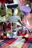Sistema del vino Imagen de archivo libre de regalías