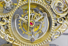 Sistema dell'attrezzo degli orologi Fotografia Stock