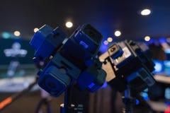 Sistema della Multi-macchina fotografica 360 VR Fotografia Stock