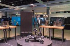Sistema della Multi-macchina fotografica 360 VR Immagini Stock